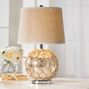 Rattan table lamp wayfair lassen 235 table lamp aloadofball