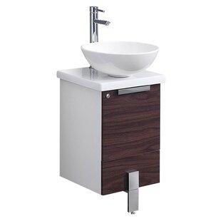 Adour 15 Single Bathroom Vanity Base by Fresca