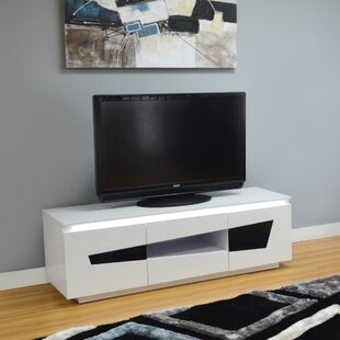 Demmer 59 Tv Stand With Led Light