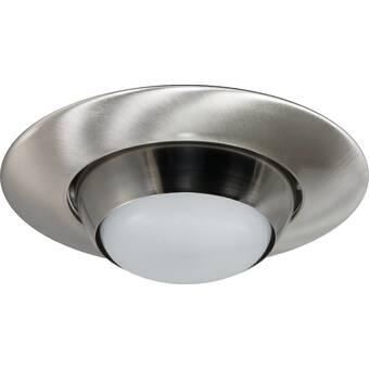 15506OB-OB Oil-Rubbed Bronze NICOR Lighting 5-Inch Eyeball Trim
