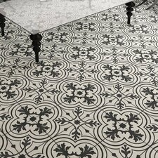 Forties 7 75 X 7 75 Ceramic Field Tile In