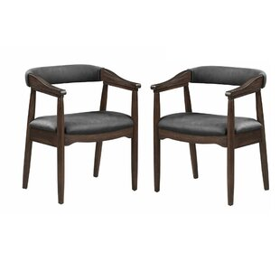 Iva Upholstered Dining Chair (Set of 2) b..