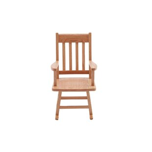 Affordable Classic Oak Kids Rocking Chair By ECR4kids