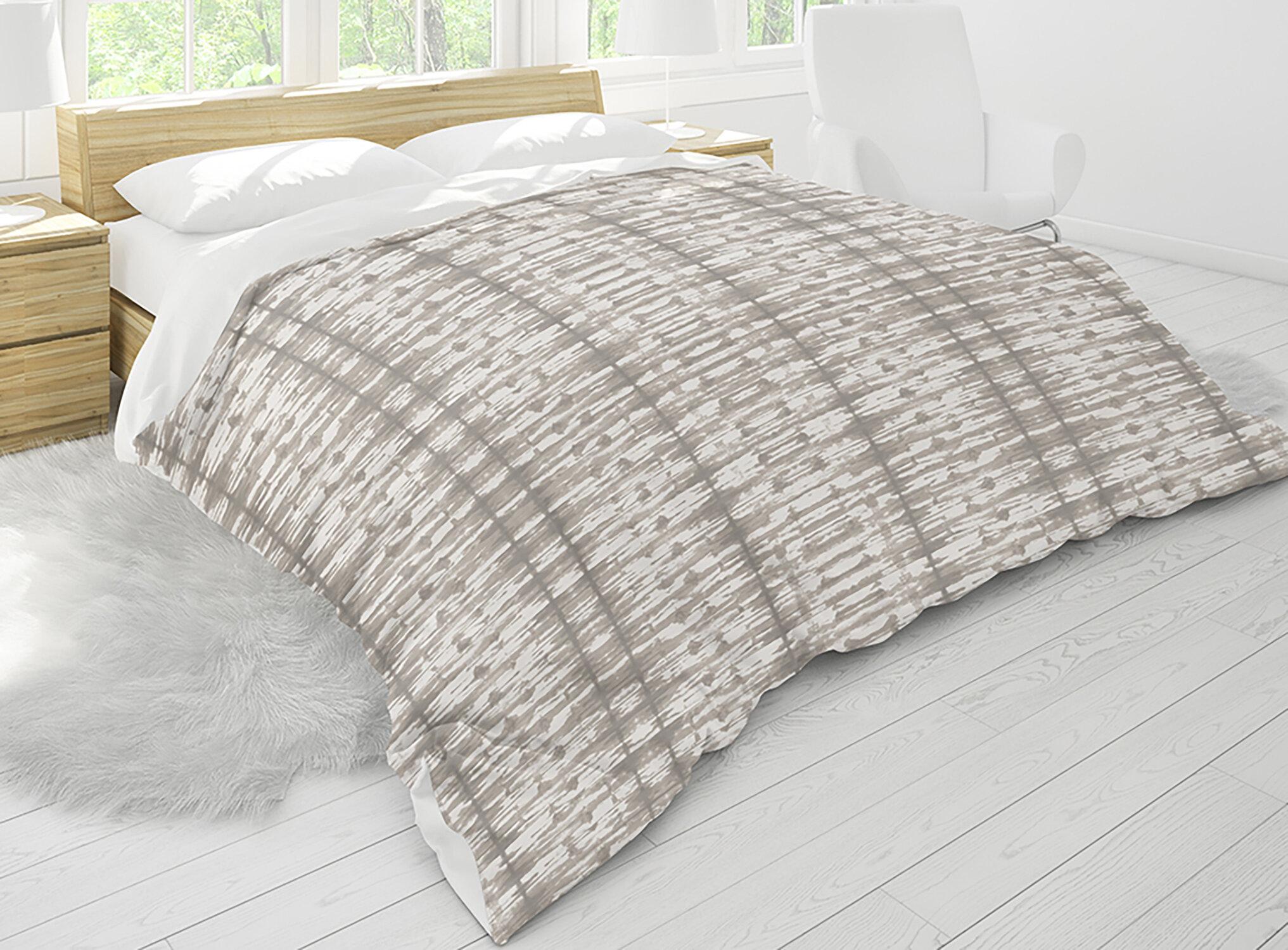 Bungalow Rose Rupe X Ray Shibori Single Comforter Wayfair