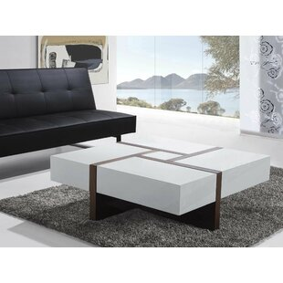 Smetana Coffee Table with Storage