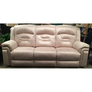 Avatar Leather Reclining Sofa