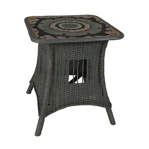 Roulier End Table by August Grove