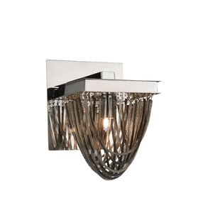 CWI Lighting Isla 1-Light Flush Mount