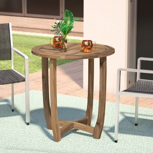 Marvin Bistro Table by Latitude Run Read Reviews