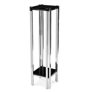 Discoveries Tall Stand End Table by Michael Amini (AICO)