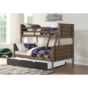 Colella Twin over Full Bed with Trundle