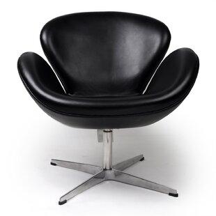 Trumpeter Lounge Chair by Kardiel