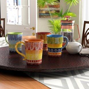 Merlet 18 Oz. Coffee Mug (Set of 4)