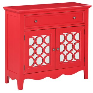 Mckinnie 1 Drawer or 2 Door Accent Cabinet by Bungalow Rose