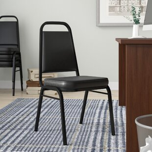 Laduke Armless Banquet Stacking Chair by Symple Stuff
