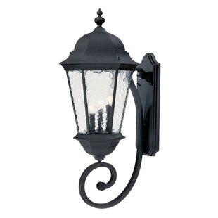 Brook Lane 3-Light Outdoor Sconce