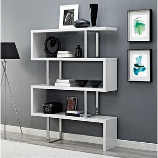 Meander Geometric Bookcase