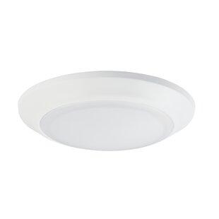 Zipcode Design Krahn 1-Light LED Flush Mount