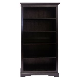 Ronquillo 183cm Bookcase By Rosalind Wheeler