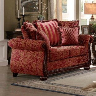 Astoria Grand Wiese Loveseat
