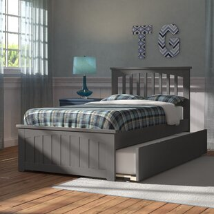 Read Reviews Caulksville Twin Platform Bed with Trundle by Three Posts Reviews (2019) & Buyer's Guide