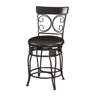 Darlington 24 Bar Stool Fleur De Lis Living