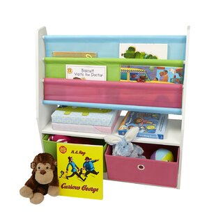 Check Prices 2 Collapsible Drawers 29 Book Display By Mind Reader