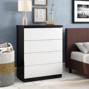 Henn 4 Drawer Chest Of Drawers By 17 Stories