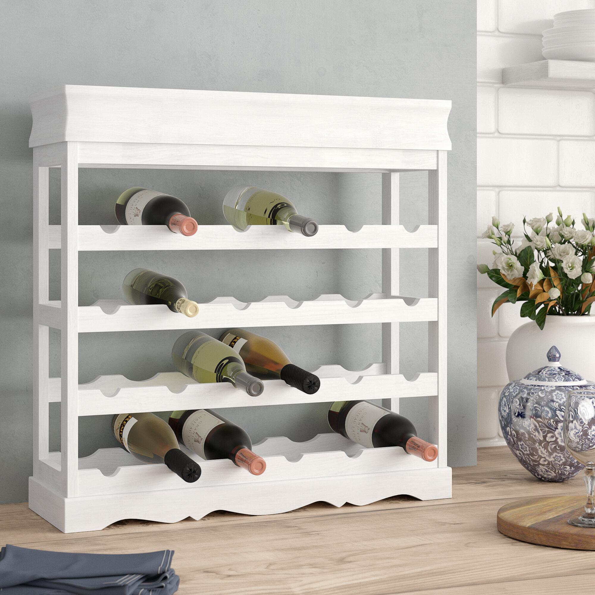 Brambly Cottage Georgetta 24 Bottle Wine Rack Reviews Wayfair Co Uk