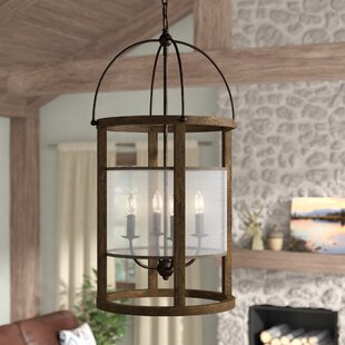 Loon Peak Bundoran 4-Light Lantern Pendant
