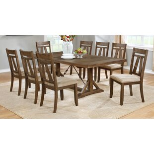 Destiny 9 Piece Dining Set by Laurel Foundry Modern Farmhouse Best