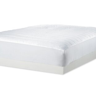 Compare prices Dream Polyester Mattress Pad ByMelange Home