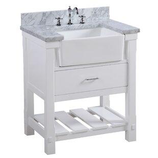 Look for Charlotte 30 Single Bathroom Vanity Set ByKitchen Bath Collection