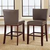 Millwright 24 Counter Stool (Set of 2) by Red Barrel Studio®
