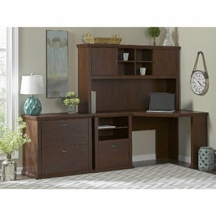 Ferrell 2 Piece Desk Office Suite by Three Posts Savings