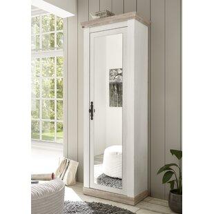 Caroline 1 Door Wardrobe By House Of Hampton