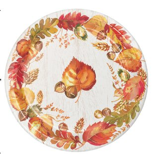 Tova Give Thanks Paper Dessert Plate (Set of 24)