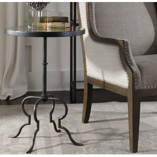 Darby Home Co Lapidge Aged End Table