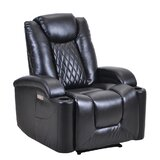 Acilino Faux Leather Power Lift Assist Recliner by Red Barrel Studio®