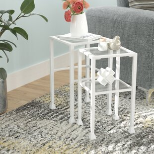 Compare & Buy Casas 2 Piece Nesting Table By Orren Ellis