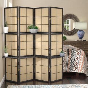 World Menagerie Ellayne 4 Panel Room Divider