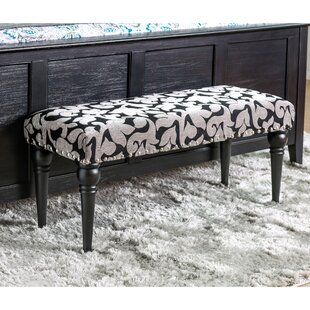 Amos Upholstered Bench