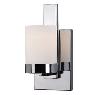 Bargain Tormey 1-Light Wall Sconce By Wade Logan