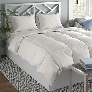Shop Reversible All Season Down Alternative Comforter ByAlwyn Home