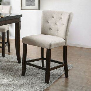 Jere 26 Bar Stool (Set of 2) by Canora Grey