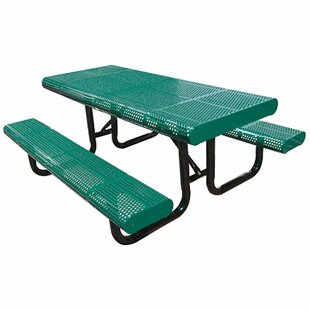 Leisure Craft Radial Picnic Table