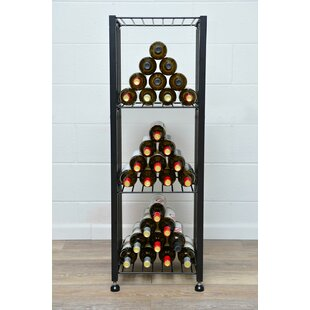 Bin 48 Bottle Floor Wine Rack by VintageV..