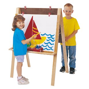 Where buy  Adjustable Board Easel By Jonti-Craft