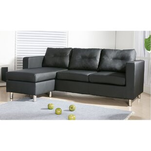 Orren Ellis Rosaline Reversible Sectional