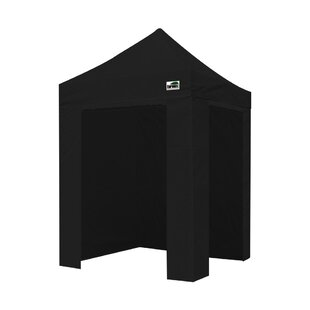Eurmax Commercial 5 Ft. W x 5 Ft. D Steel Pop-Up Canopy